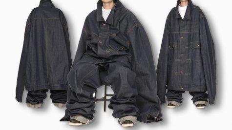 Áo khoác jeans Visvim: Tầm cao mới của trào lưu trào phúng trong thời trang?