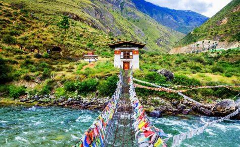 du lịch Bhutan - Elle man 9