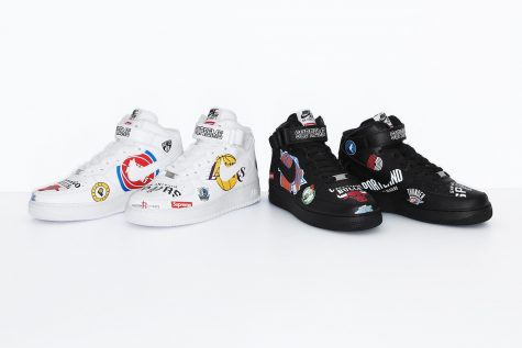 7 thiết kế giày thể thao nổi bật đầu tháng 3/2018