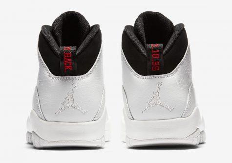giày thể thao - back - elle man