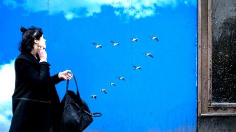 Nghệ thuật ảnh đường phố: Những khoảnh khắc trùng hợp thú vị