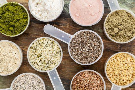 Ngũ cốc là đồ ăn lý tưởng cho chế độ ăn uống khoa học sau khi luyện tập. Photo: Greenblender