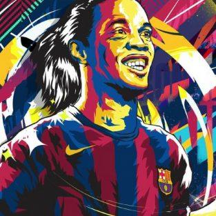 "Ronaldinho Gaucho: Gã ""phù thủy"" trên sân cỏ"