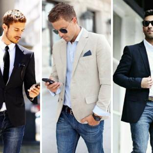 """Quần jeans nam và Sport Jacket: Phối sao cho thật """"ăn rơ""""?"""