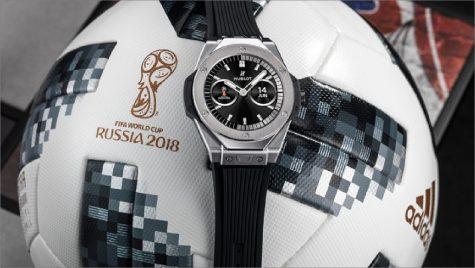 """Đồng hồ thông minh cho World Cup 2018 """"chào sân"""" tại Baselworld 2018"""