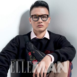 ELLE Man tháng 3/2018: The Next Generation