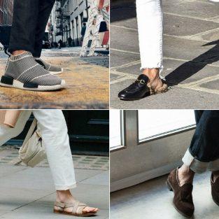 6 mẫu giày đẹp cho nam trong xu hướng Hè 2018