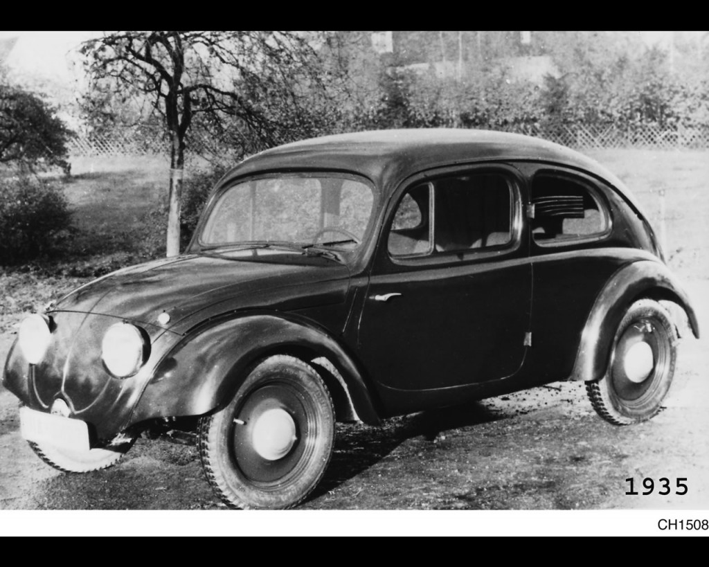 xe con bọ the beetle volkswagen - elle man 12