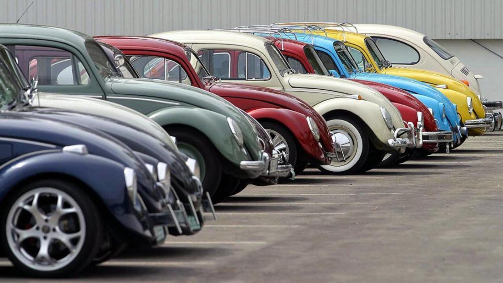xe con bọ the beetle volkswagen - elle man 7