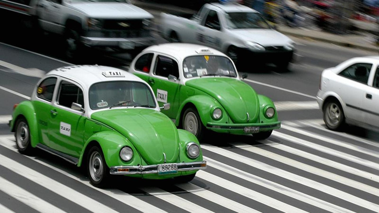 xe con bọ the beetle volkswagen - elle man 8