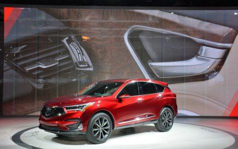 Acura RDX 2019 trước đó đã ra mắt tại Detroit Auto Show 2018.