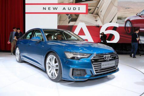 Audi A6 2019 tại Geneva Motor Show 2018