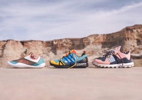 5 thiết kế giày thể thao nổi bật ra mắt cuối tháng 3/2018