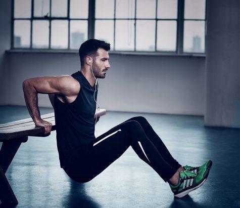 bài tập giảm mỡ - source men's fitness - elle man 1
