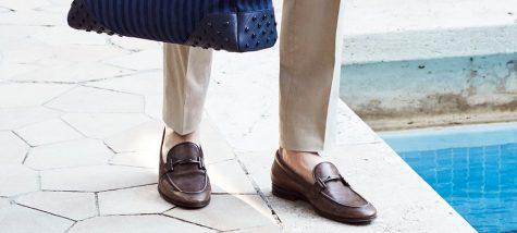 Xu hướng giày nam và những cách chơi đùa màu sắc