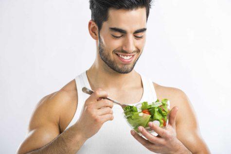 """""""Bật mí"""" 10 thực phẩm làm đẹp da cho phái mạnh"""