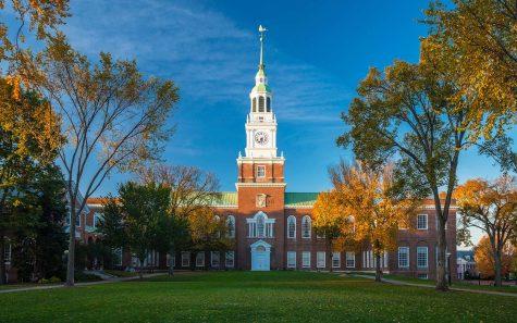 Thư viện Baker-Berry đẹp - Đại học Dartmouth
