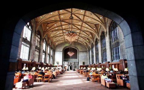 Thư viện William Rainey Harper - Đại học Chicago