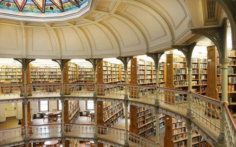 Thư viện Linderman - Đại học Lehigh