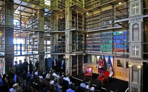 Thư viện Riggs - Đại học Georgetown