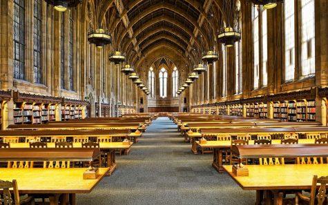 Thư viện Suzzallo – Đại học Washington