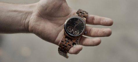 Đồng hồ đeo tay gỗ: Làn gió lạ đáng yêu từ thiên nhiên