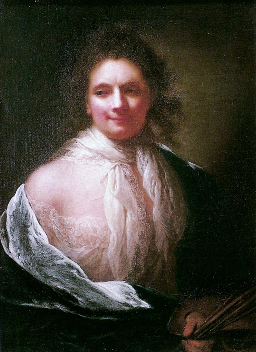 hoạ sĩ nổi tiếng 10a - Self-portrait 1761 - elleman
