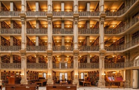 Thư viện George Peabody - Đại học Johns Hopkin