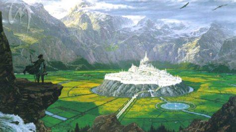 Tập truyện mới nhất của Lord of The Rings sẽ được phát hành trong năm 2018
