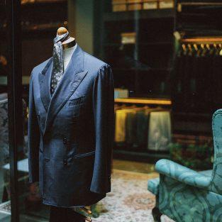 Tình yêu với thời trang may đo: Jonathan Chang từ Singapore
