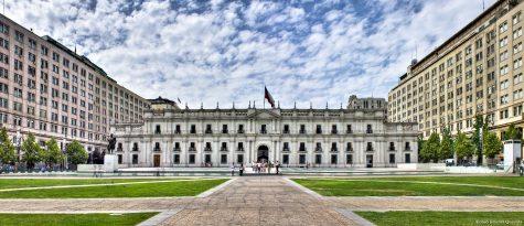 Đây chính là một trong những chính tích lịch sử quan trọng của Santiago. Photo: Vnexpress