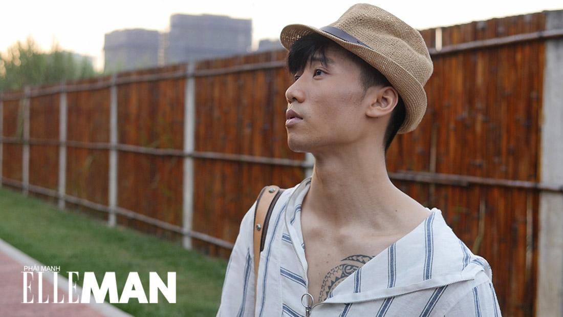 xu huong bohemian - elle man 7