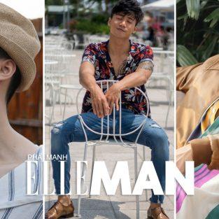 ELLE Man Style Calendar: Tự do cùng xu hướng Bohemian