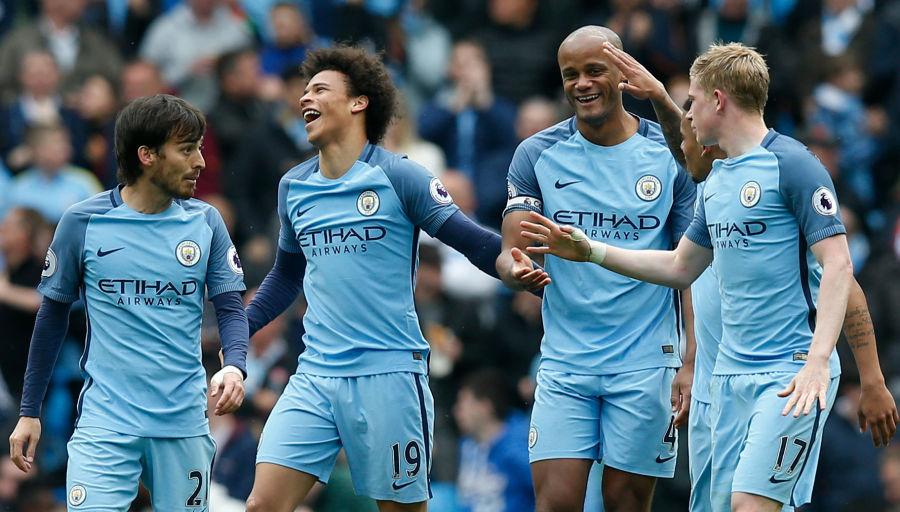 Man City lên ngôi vô địch nước Anh lần thứ năm trong lịch sử vào thời điểm không ai ngờ tới