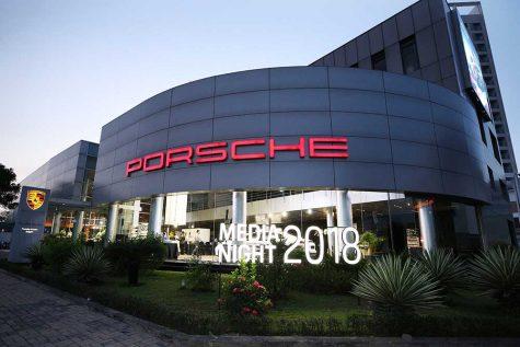 718 Boxster - Mẫu xe được yêu thích nhất tại Porsche Media Night 2018