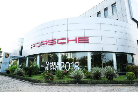 porsche media night 2018 - elle man 22