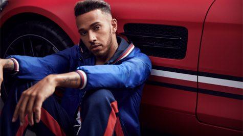 Tommy Hilfiger thông báo Lewis Hamilton là đại sứ thương hiệu menswear toàn cầu