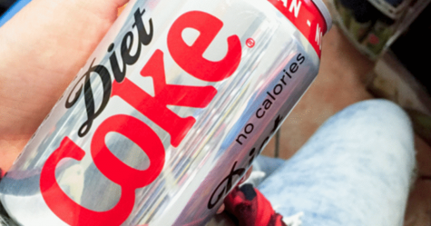 Uống soda giảm cân sẽ dẫn tới bệnh tiểu đường?