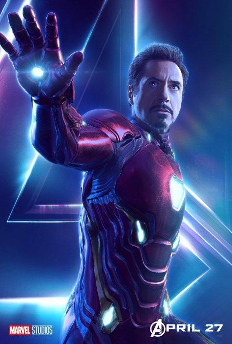 Avengers Infinity War - ELLE Man 1