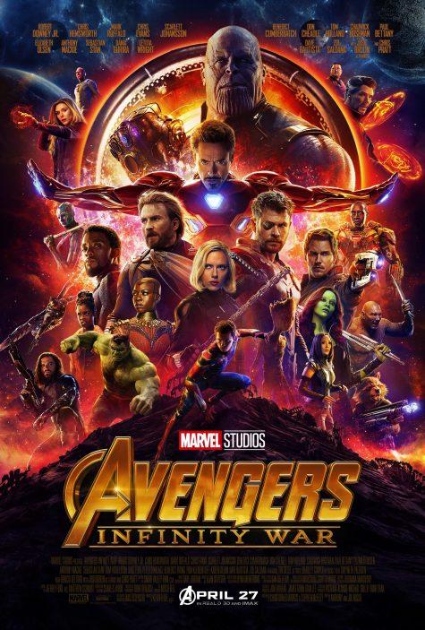 Avengers Infinity War - ELLE Man 3