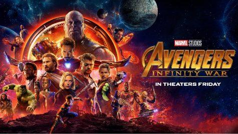 """Ai là siêu anh hùng """"hot"""" nhất trên poster Avengers: Infinity War?"""