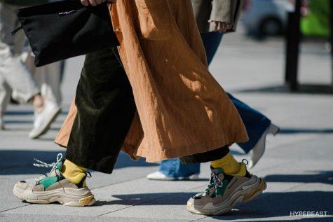 giày thể thao - Chunky sneaker- ELLE Man 45