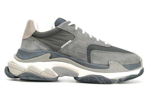 giày thể thao - Chunky sneaker- ELLE Man