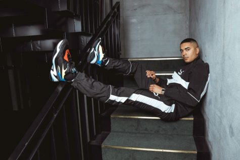 giày thể thao- ELLE Man 091