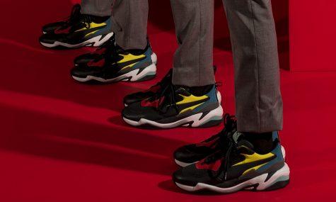giày thể thao- ELLE Man 901