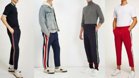 8 thương hiệu có thiết kế quần kẻ sọc đáng chú ý