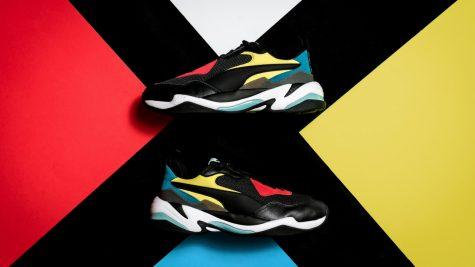 """11 thiết kế giày thể thao """"đế khủng"""" nổi bật đầu năm 2018"""