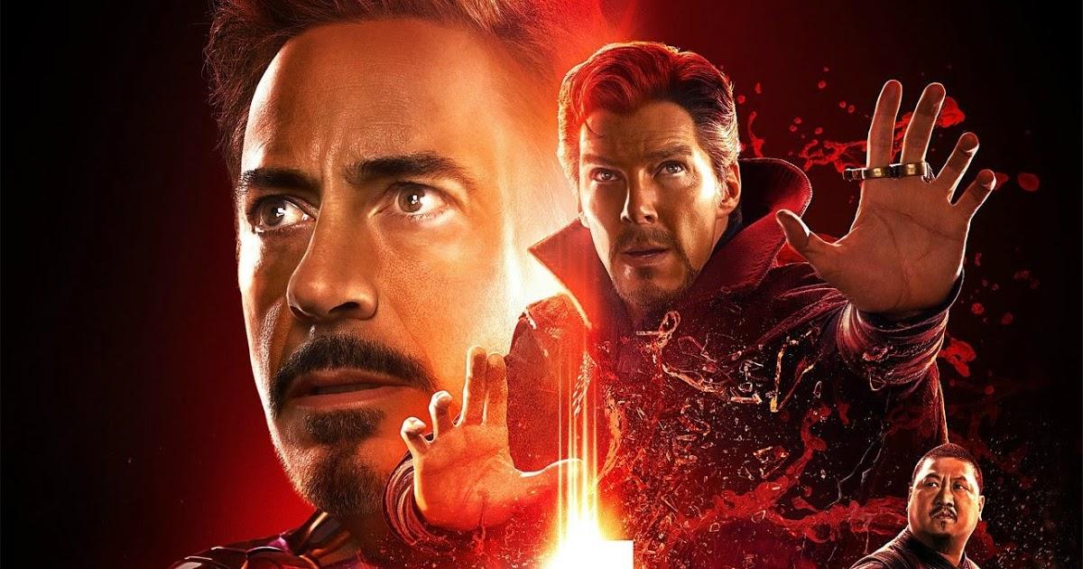 phim avengers infinity war - elle man 6