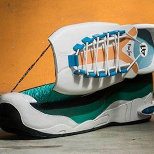 Quan tài Nike Air Max 95: Khi đam mê theo đến hơi thở cuối cùng!