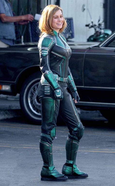 Captain Marvel sẽ trở thành nhân vật mạnh nhất trong điện ảnh Marvel?